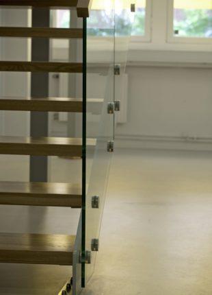 balustrady szklane katowice