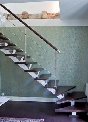 stylowe nierdzewne balustrady