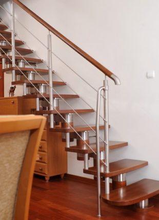 balustrady nierdzewne na schody